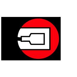 Icon Kontakt- und Kabelschutz