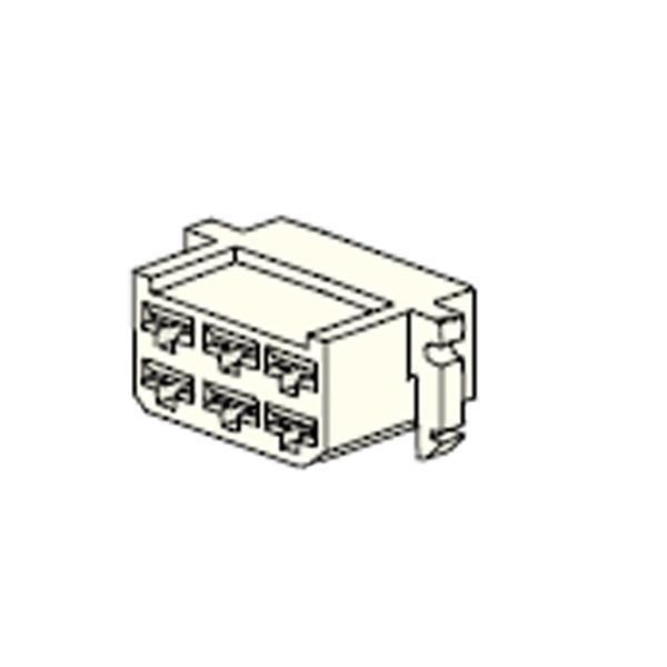 Mehrfach-Steckverbinder
