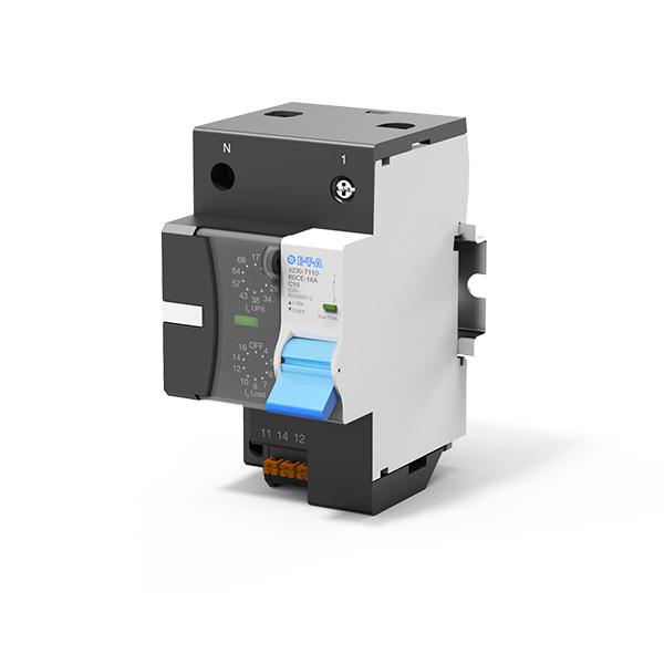 Elektronischer Überstromschutz AC-Anwendungen